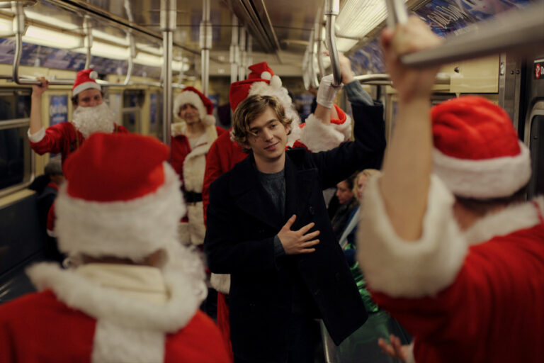Netflix's Holiday Series Gets First Trailer