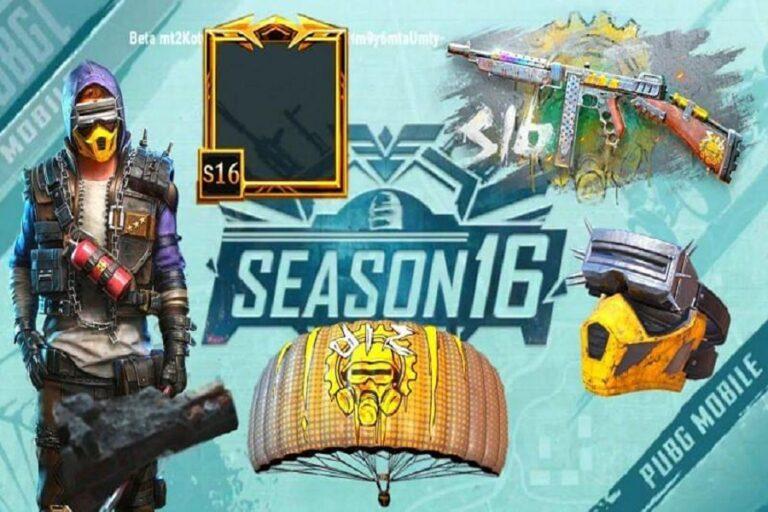 Pubg Mobile Season 16 Release Date & Leaks
