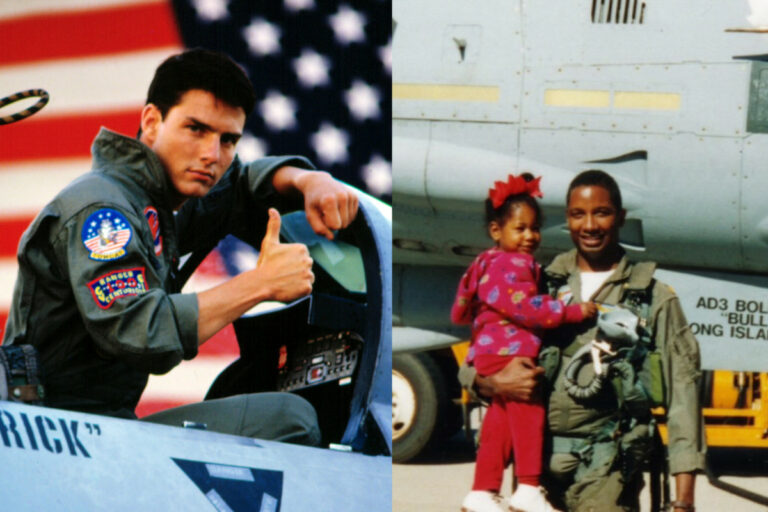 Real Navy pilots reveal what was 'fake' about 'Top Gun'