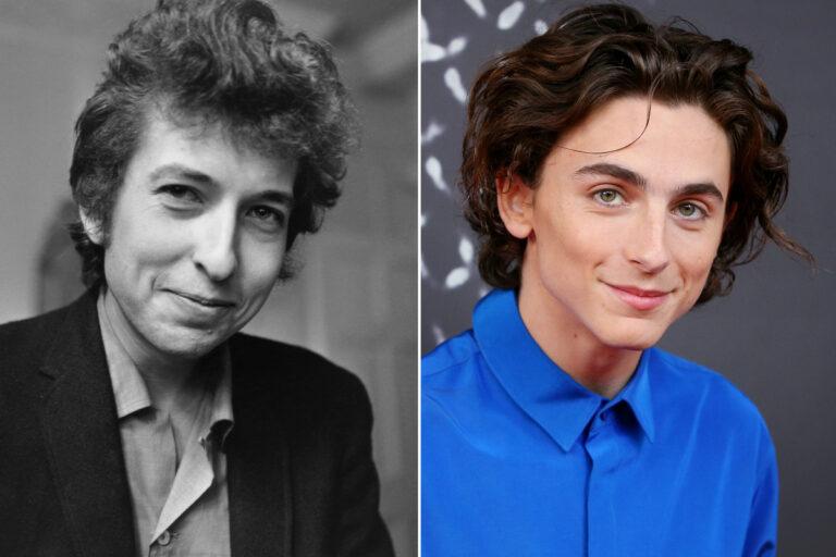 Bob Dylan biopic starring Timothée Chalamet put on hold