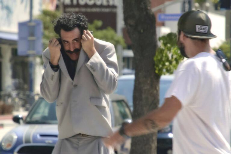 How Much of Borat 2 Is Real?
