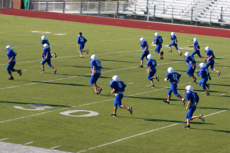Kansas youth football league canceled after fatal shooting at stadium