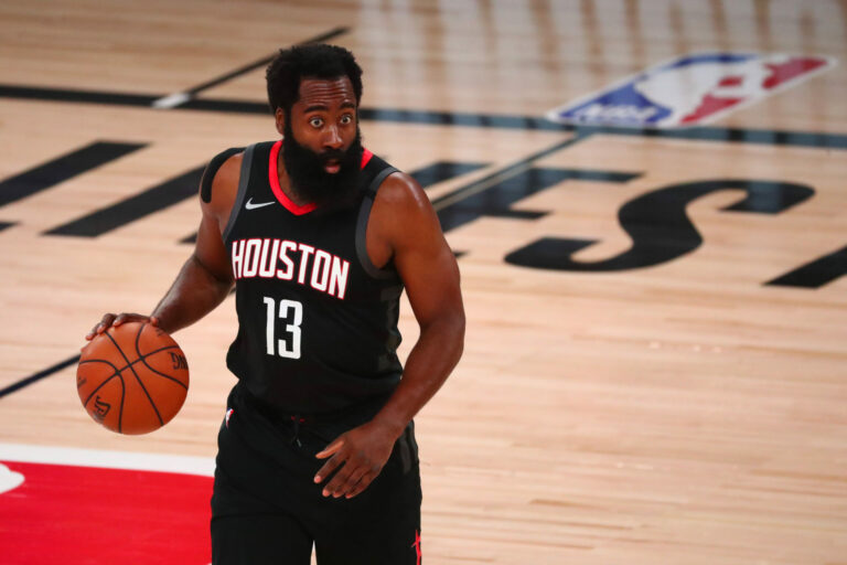 WATCH: How a Beardless James Harden was Hyped up Before His Draft Night in 2009