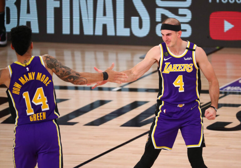 """""""Big Important Timestamp for My Career"""": Lakers' Alex Caruso Reveals How OKC GM Inspired Him"""