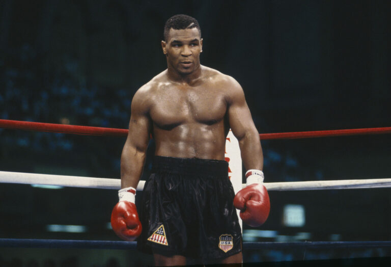 """""""I Put My Baby's Urine In It"""" – Mike Tyson Pleads Guilty to Cheating"""