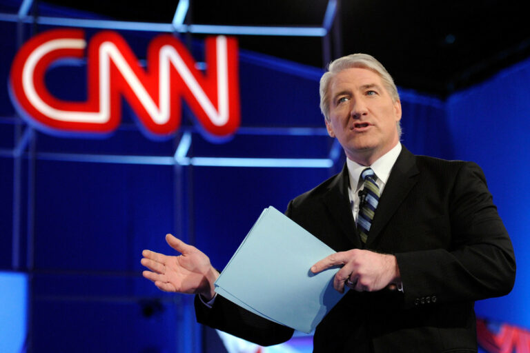 CNN anchor John King won the internet on Election Day