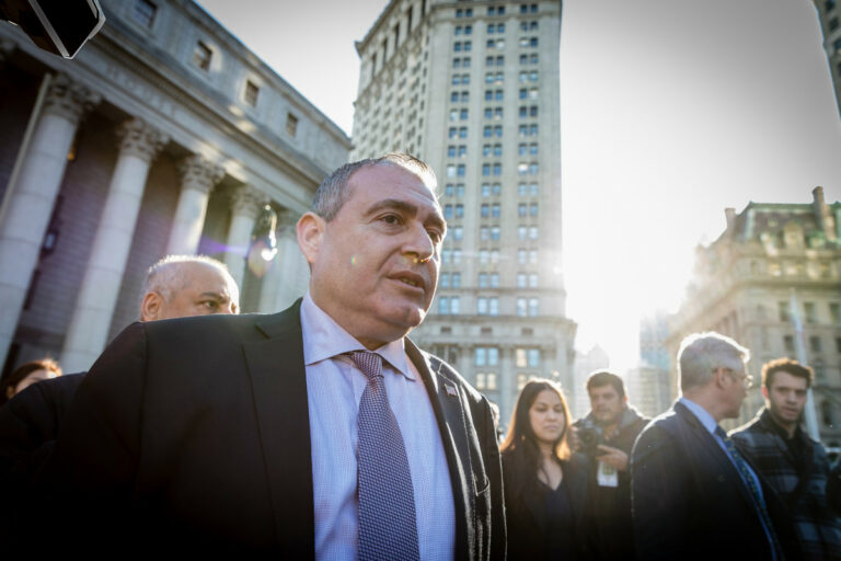 Giuliani pal Lev Parnas has permission to vote on Election Day