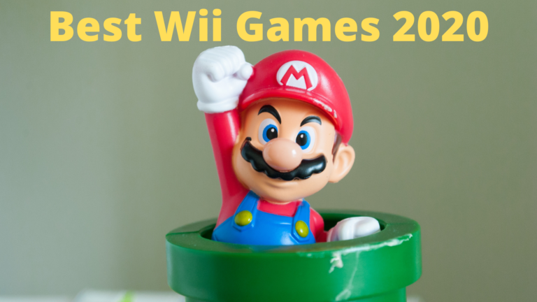 Best Wii Games You Should Play in 2020