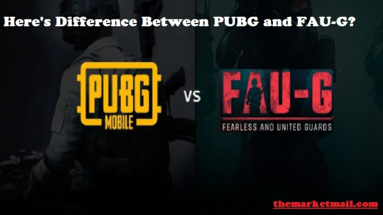 Here's how FAU-G is different from PUBG
