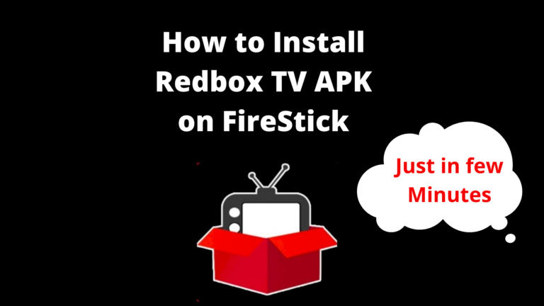 How to Install Redbox TV APK on FireStick | Watch Live TV in Few Minutes