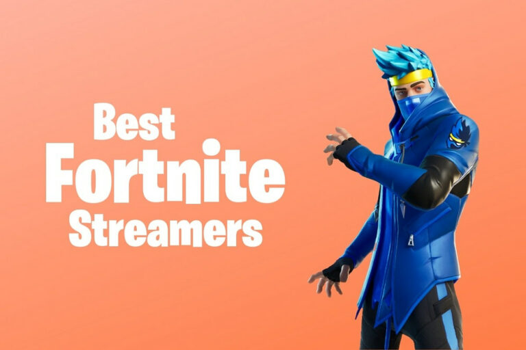 5 Best Fortnite streamers in 2021 – Most Watched Fortnite Streamers