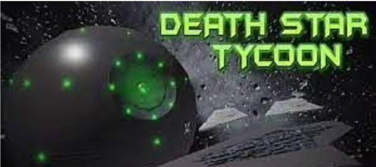 Roblox Death Star Tycoon codes (July 2021)