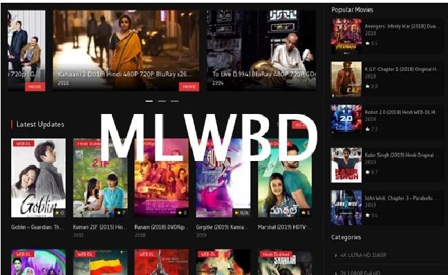 MLWBD website 2021 – Download HEVC 480p 720p 1080p Dual Audio Movies online