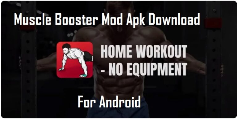 Muscle Booster Mod Apk Download for Android