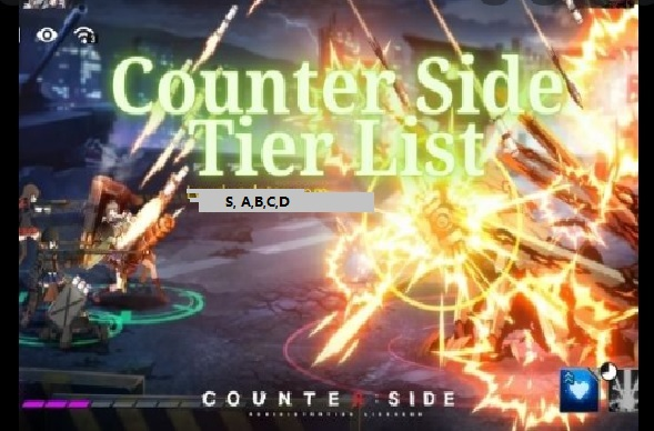 CounterSide Tier List (September 2021)
