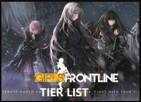 Girls Frontline Tier List (September 2021)