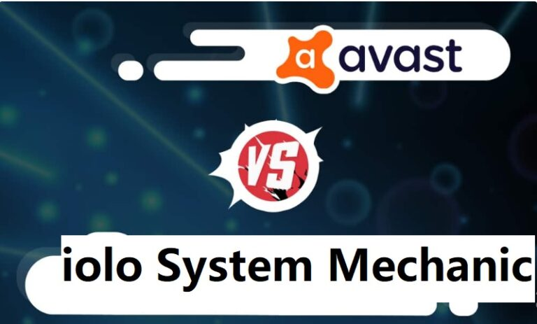 Avast vs iolo: Detalied Comparison Between the Best Cleanup Software
