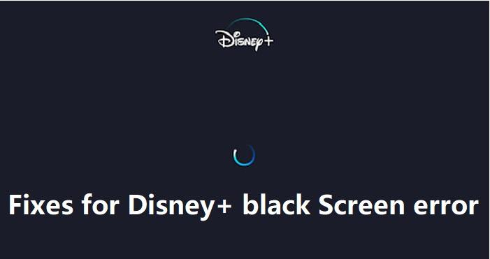 Disney Plus Black Screen Error: Quick Fixes for Samsung TV Users